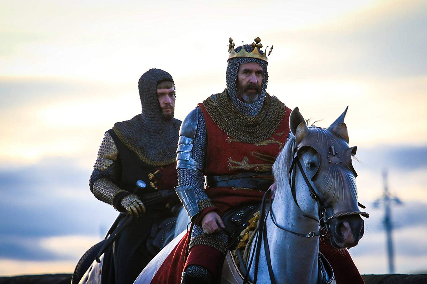 A scene from The Outlaw King