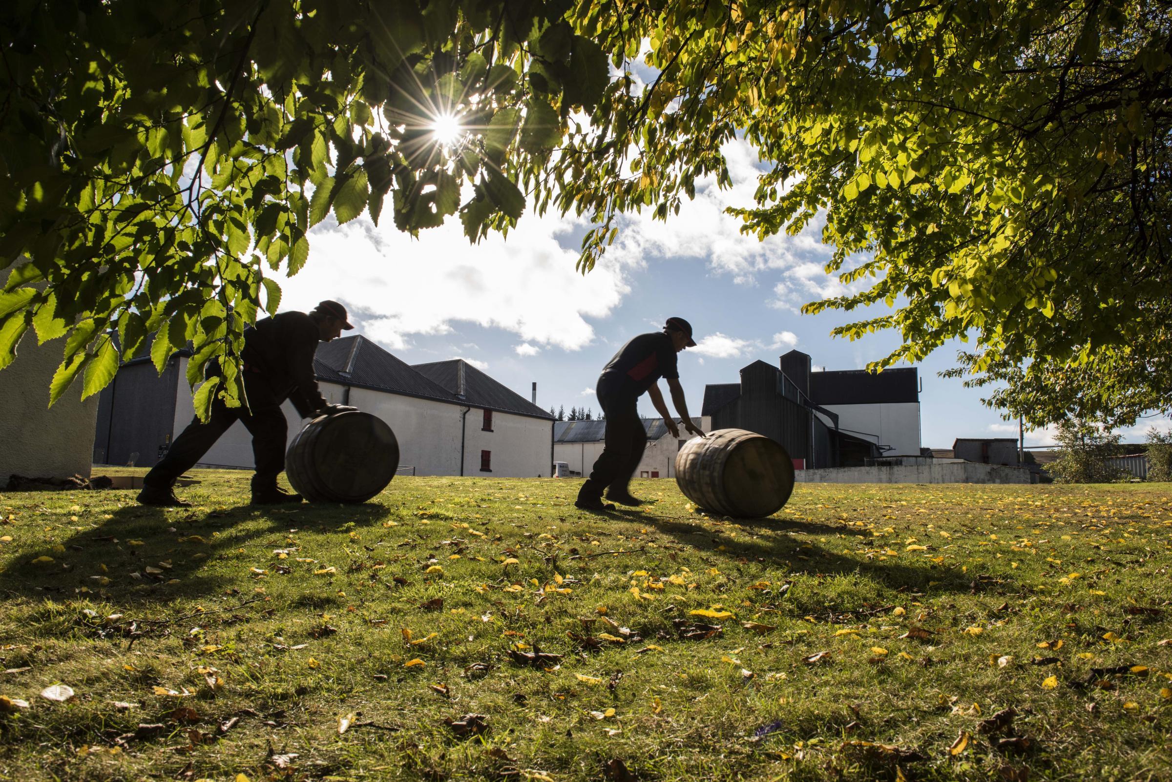 Highland malt hails success across the Atlantic