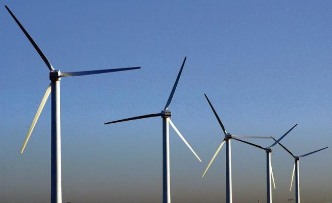 Turbines generated enough electricity to power 5,000,000 homes