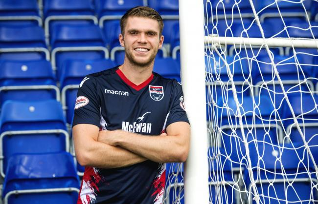 Ross County's Marcus Fraser