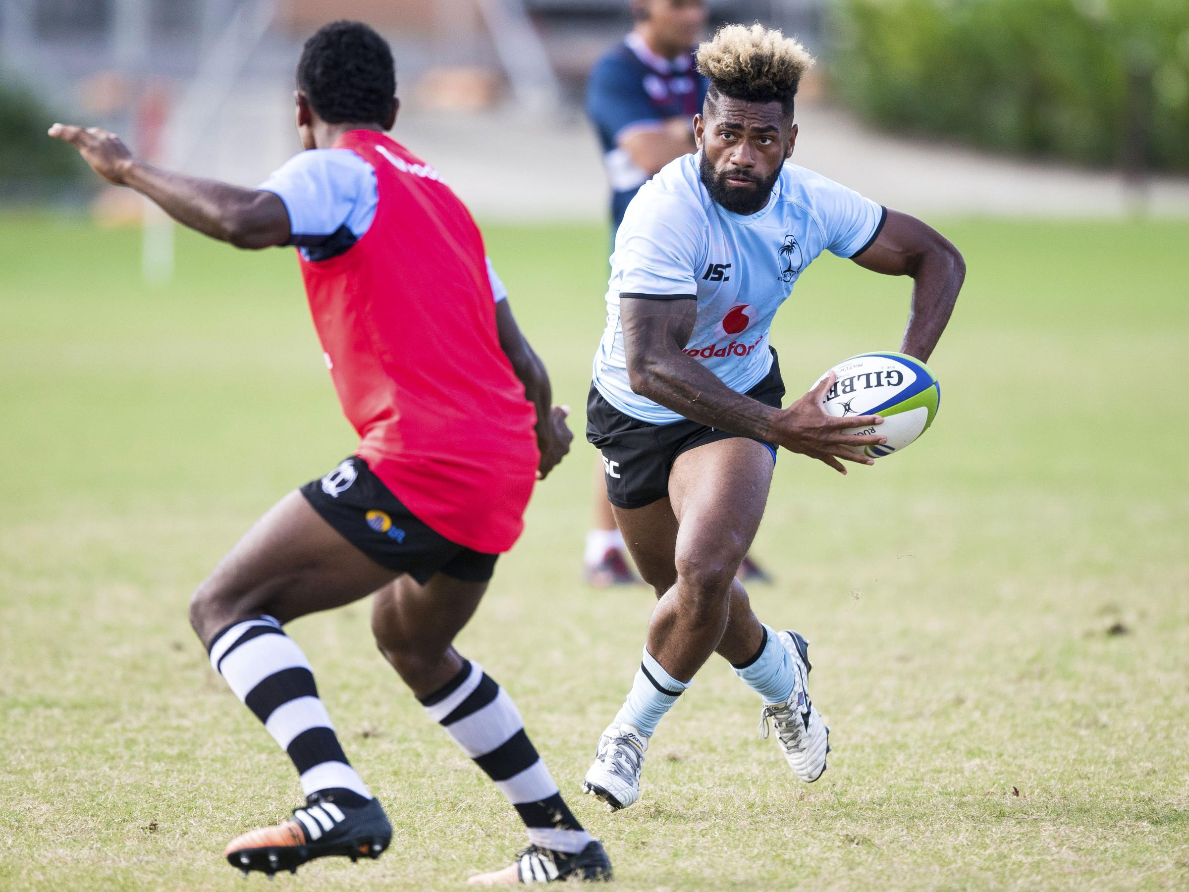 No divided loyalties for Niko Matawalu in Scotland's battle of the fittest with Fiji