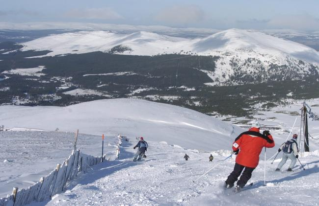 Let Forestry Commission take control of Cairngorm slopes