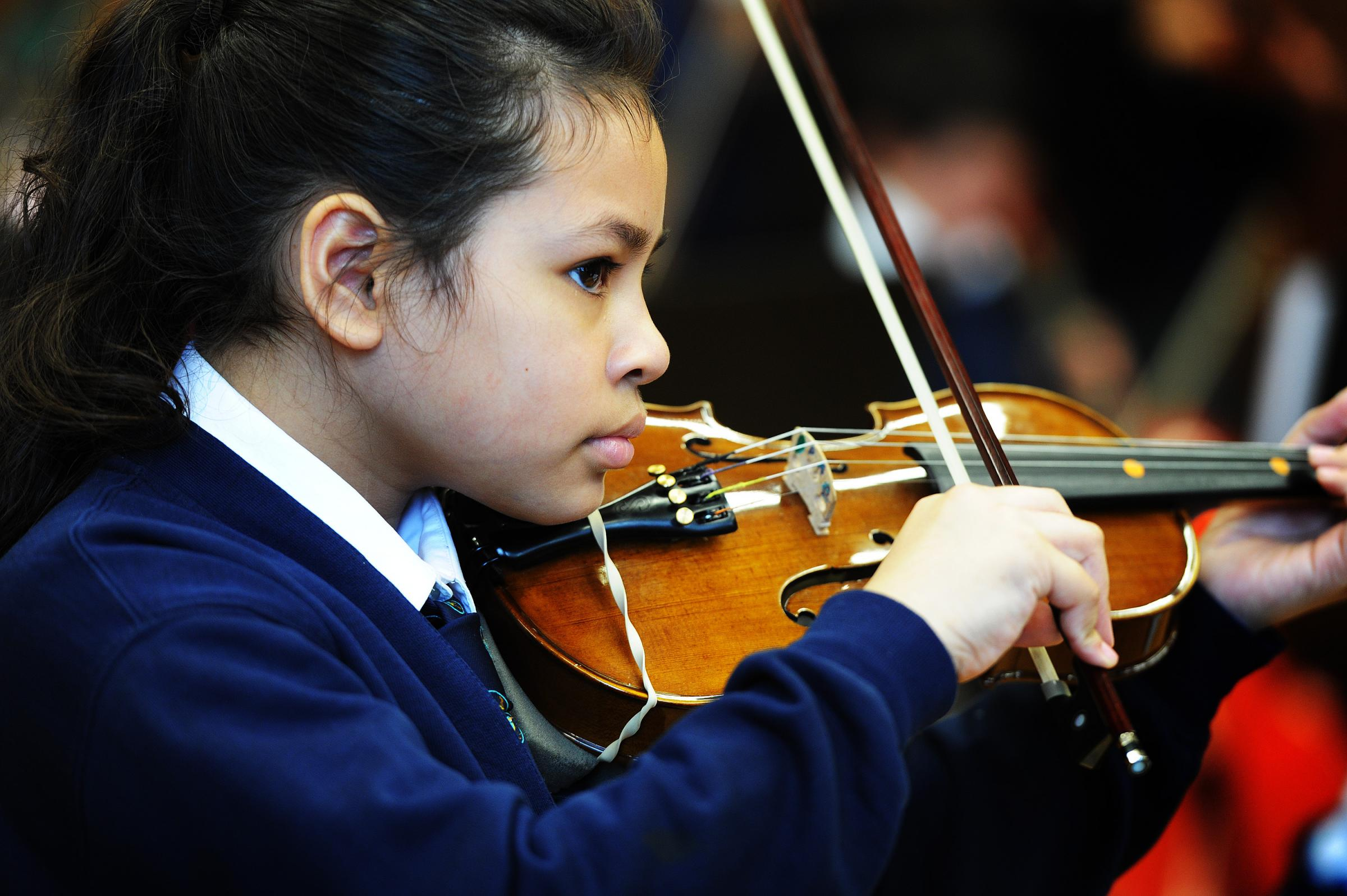 Research shows studying a musical instrument benefits wider learning