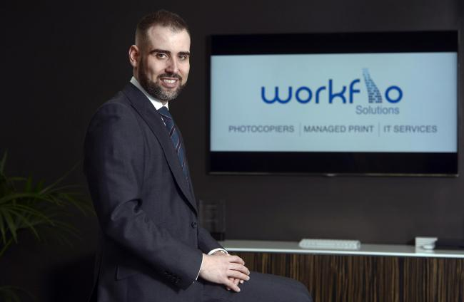 Michael Field, managing director at Workflo Solutions