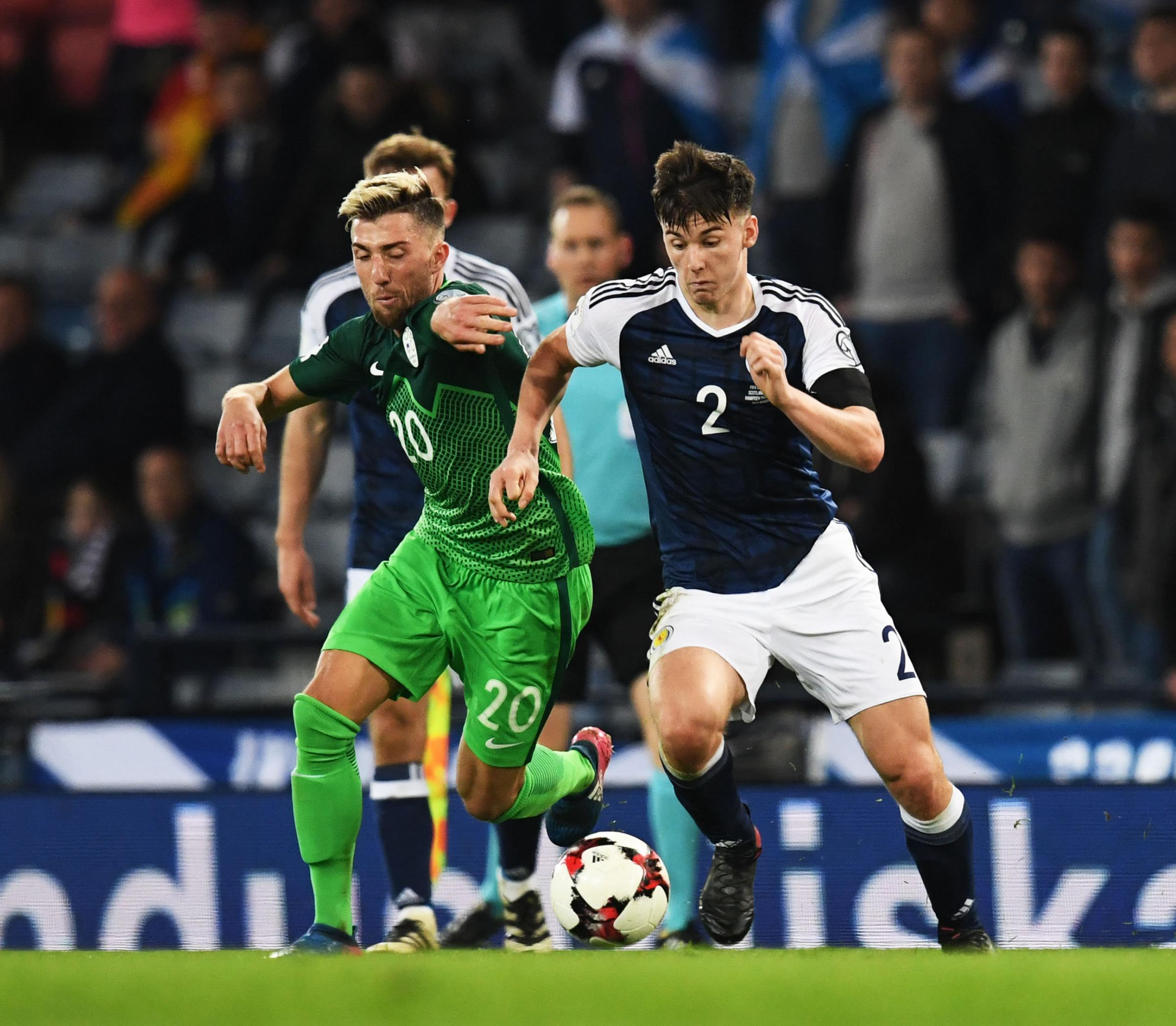 """RB Leipzig star Kevin Kampl loves """"beautiful"""" Celtic Park but believes the German will silence the home fans 
