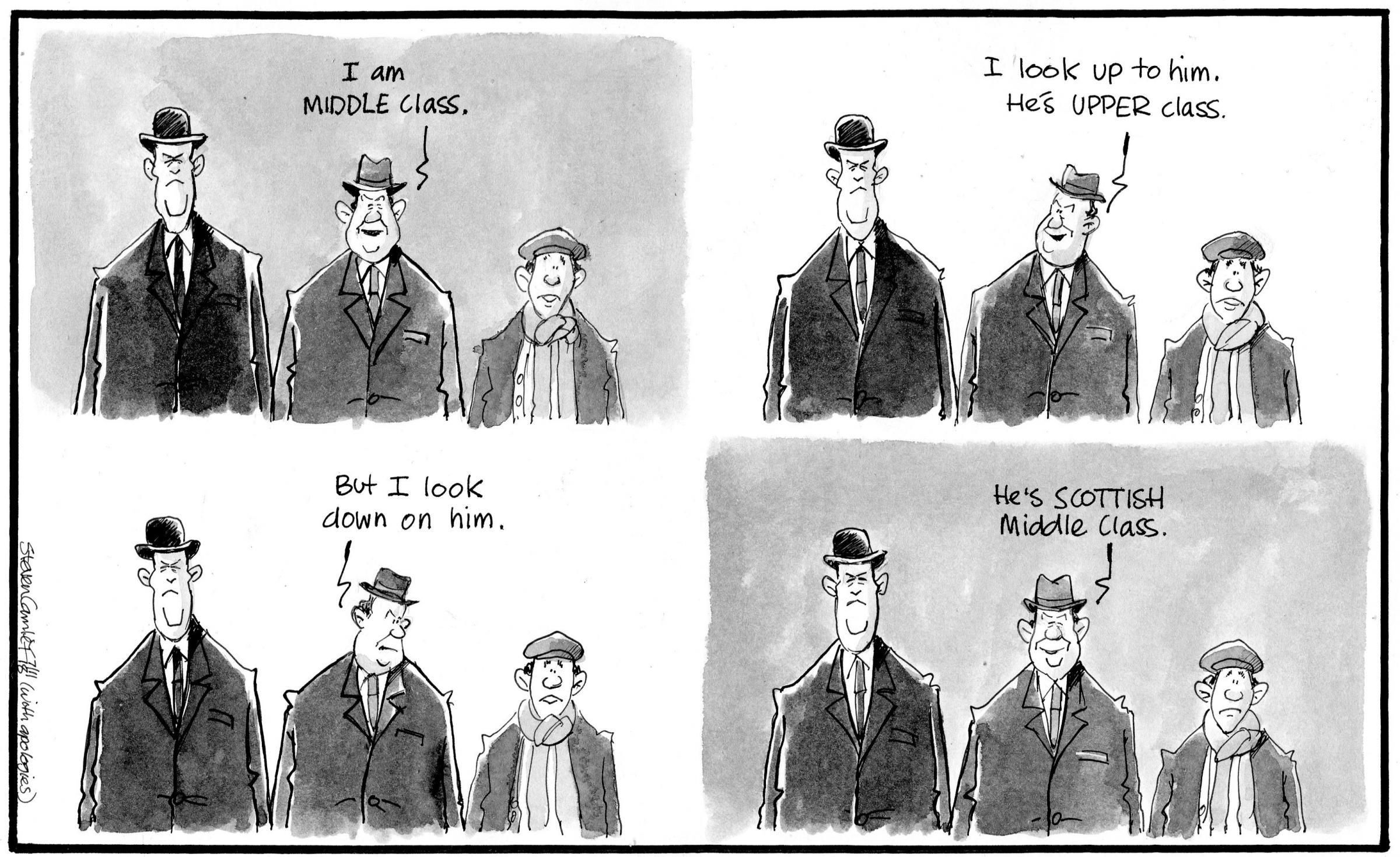 Camley's Cartoon on Wednesday November 7