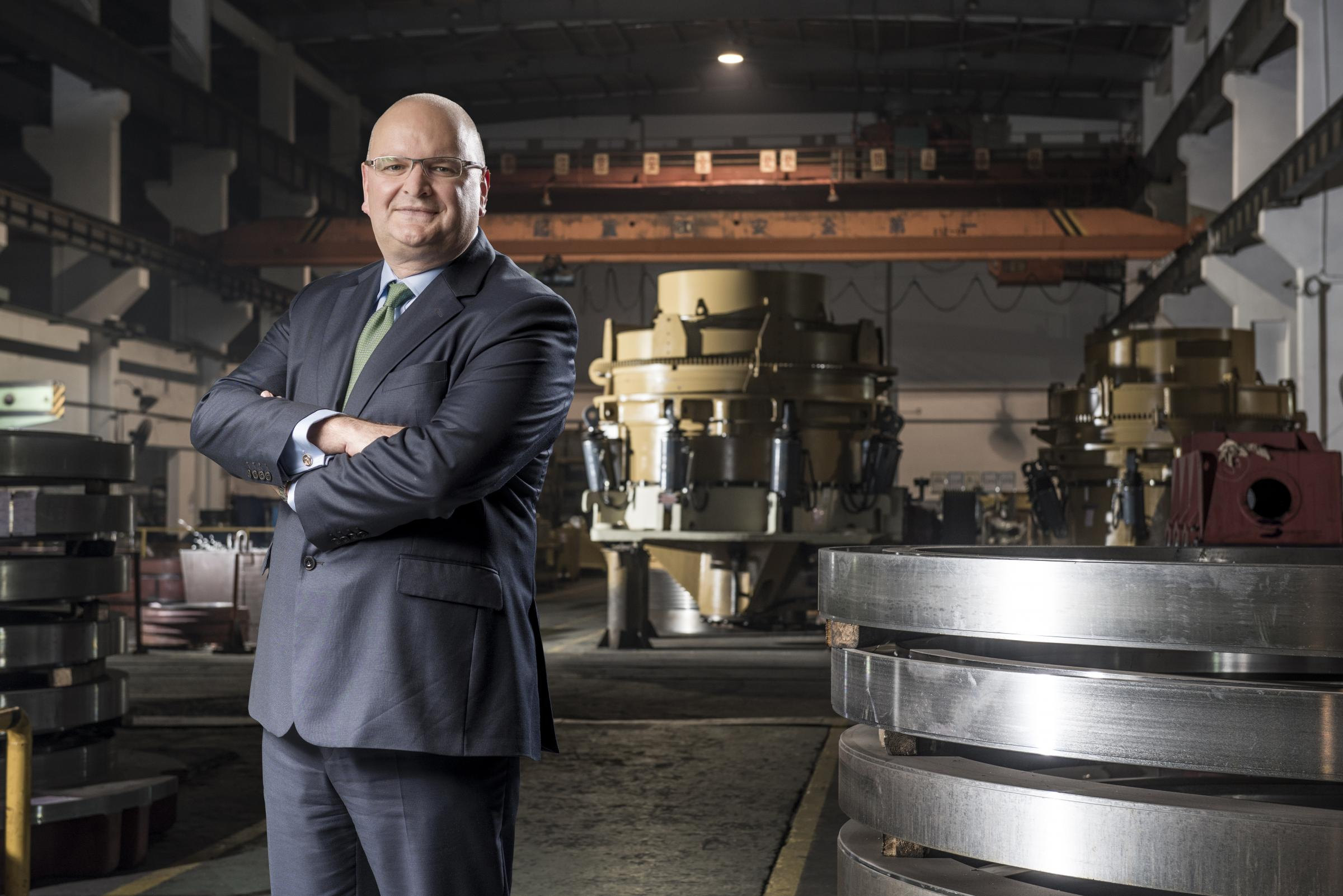 Weir Group highlights oil and gas market challenge