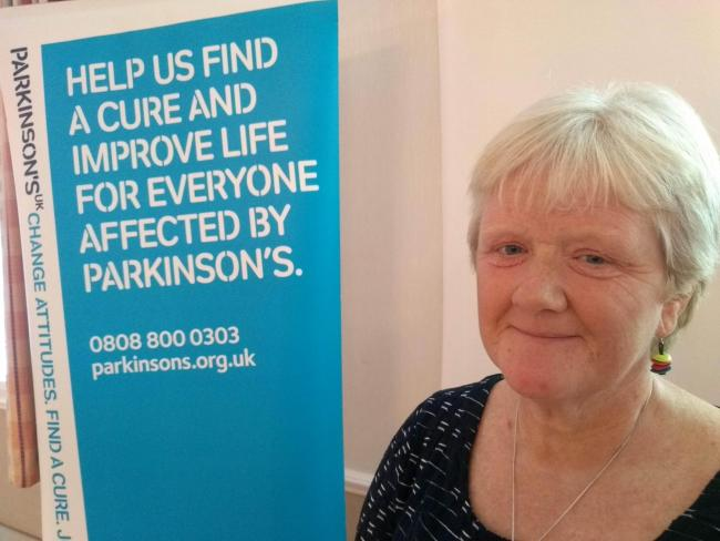 Annie Macleod, Parkinsons UK Scotland director