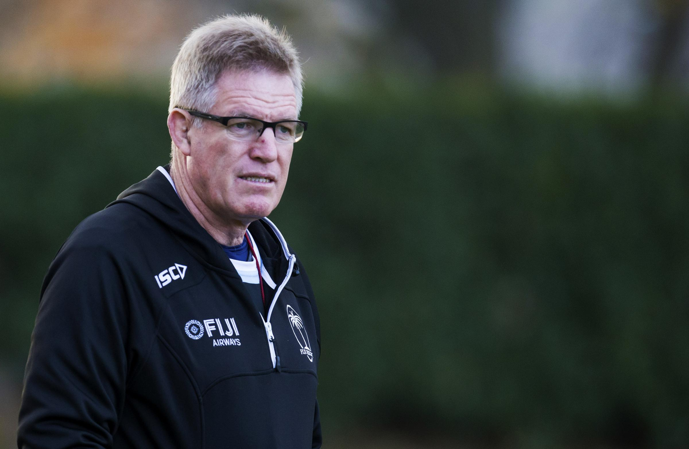 Coach John McKee says Fiji need to be at the top of their game when they face Scotland