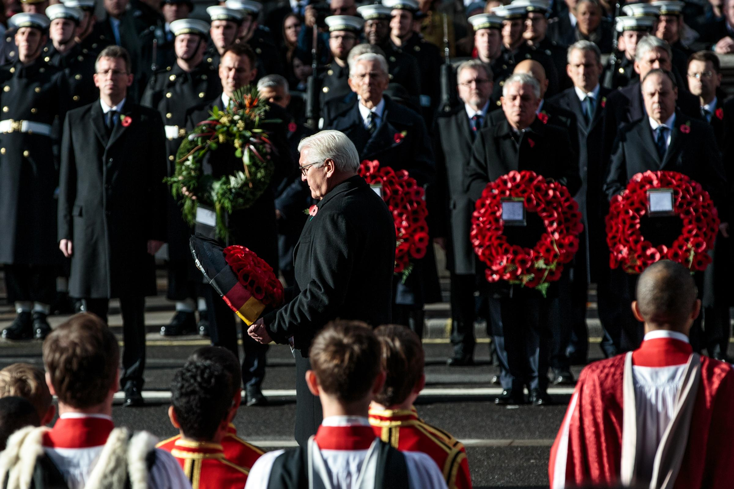 Armistice: Why Germany remains hurt, but without the tears