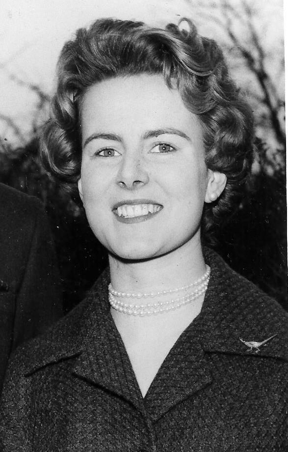 Obituary - Viscountess Slim, chef and military wife