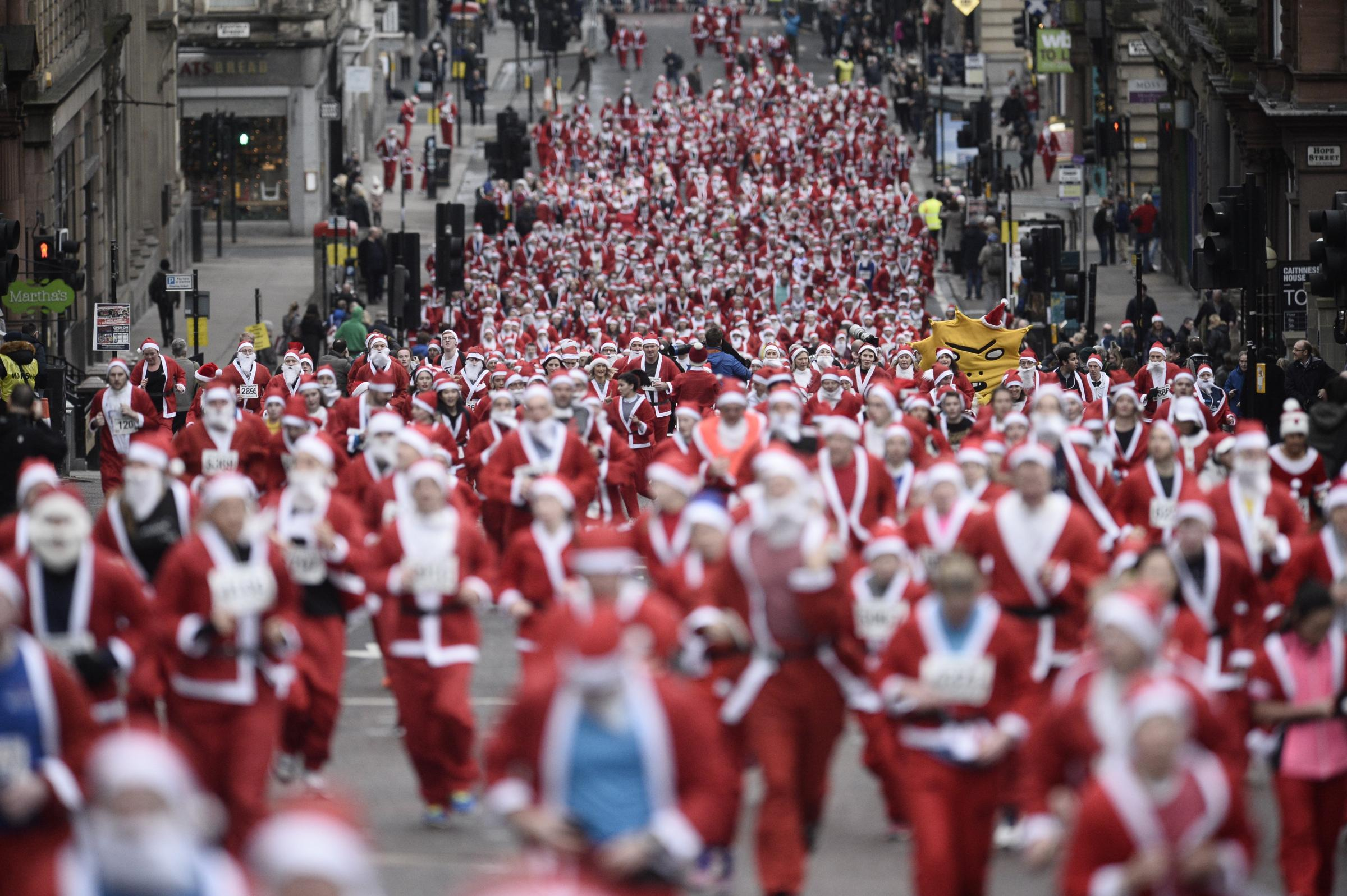 Five of the best Christmas events in Glasgow