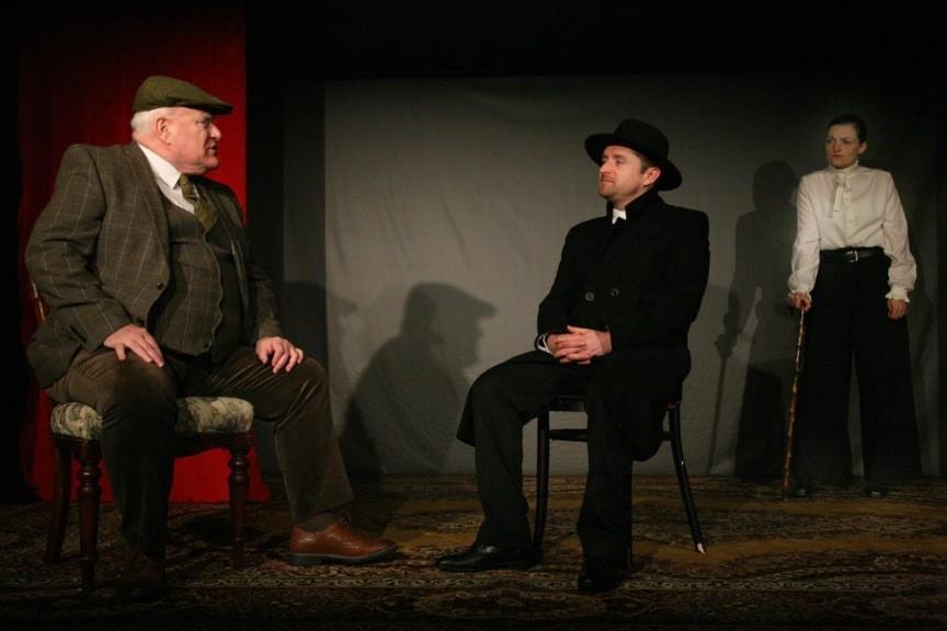 Theatre Oscar Slater – The Trial That Shamed a City Oran Mor, Glasgow Mary Brennan four stars