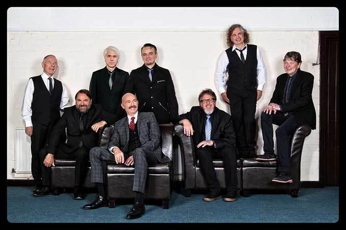 Music: King Crimson, Glasgow Royal Concert Hall, four stars