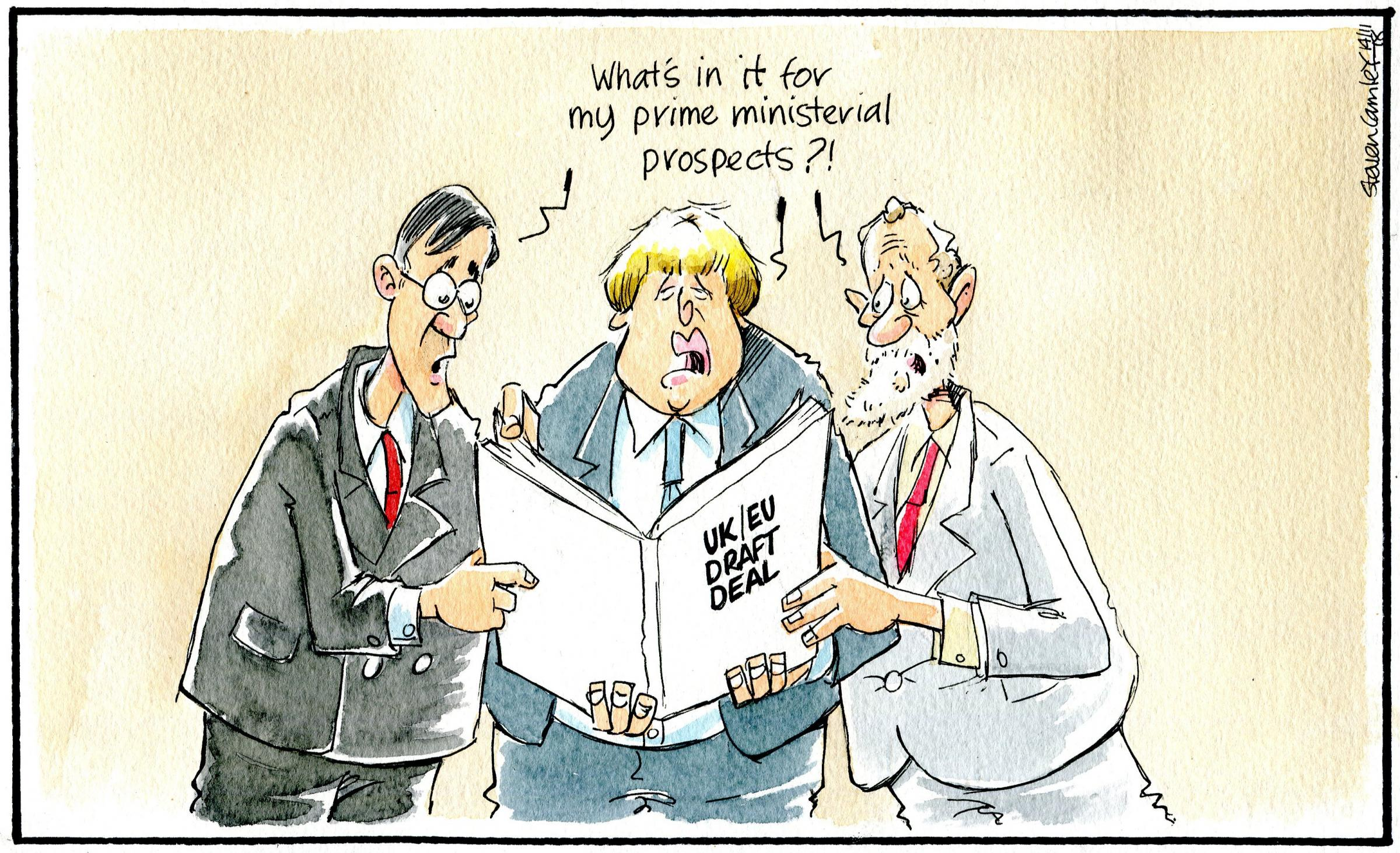 Camley's cartoon