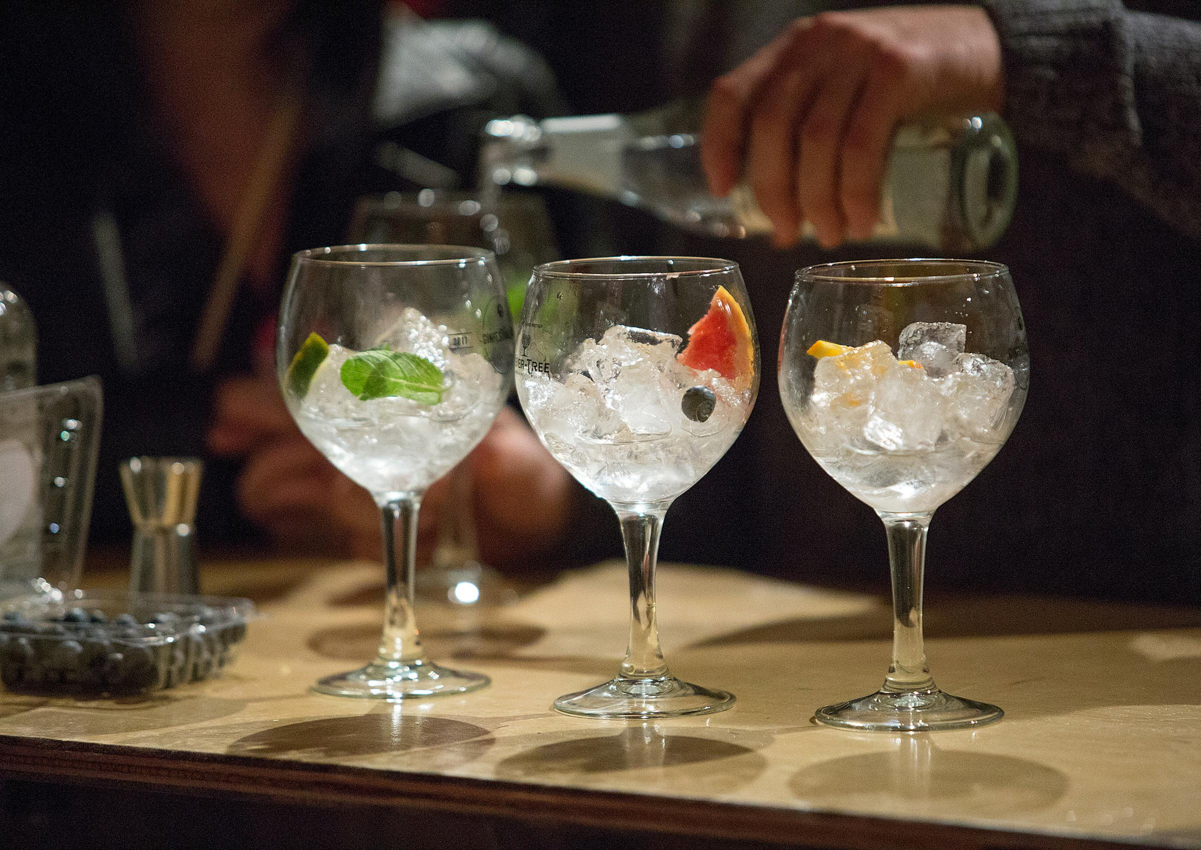 Rosemary Goring: A confusion of infusions as I join up with the gin set