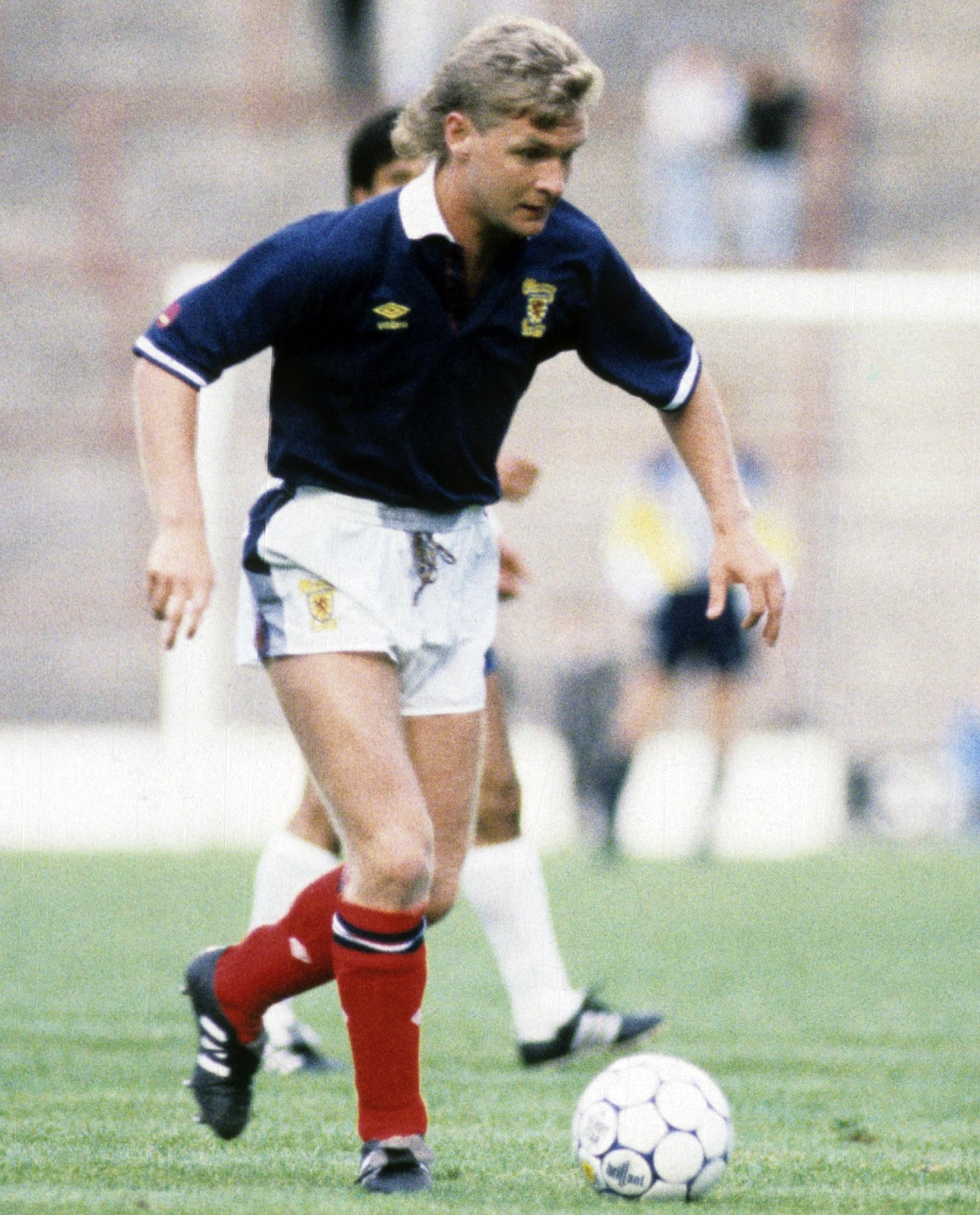 Peter Grant: Playing for Celtic was a dream but Scotland will always be the ultimate