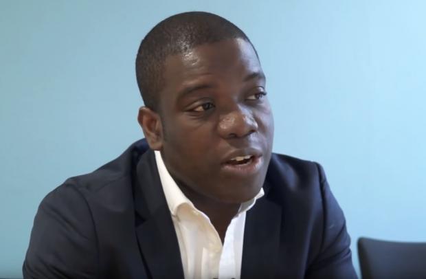 Former UBS trader Kweku Adoboli who lost £1 4bn 'in 'inhumane