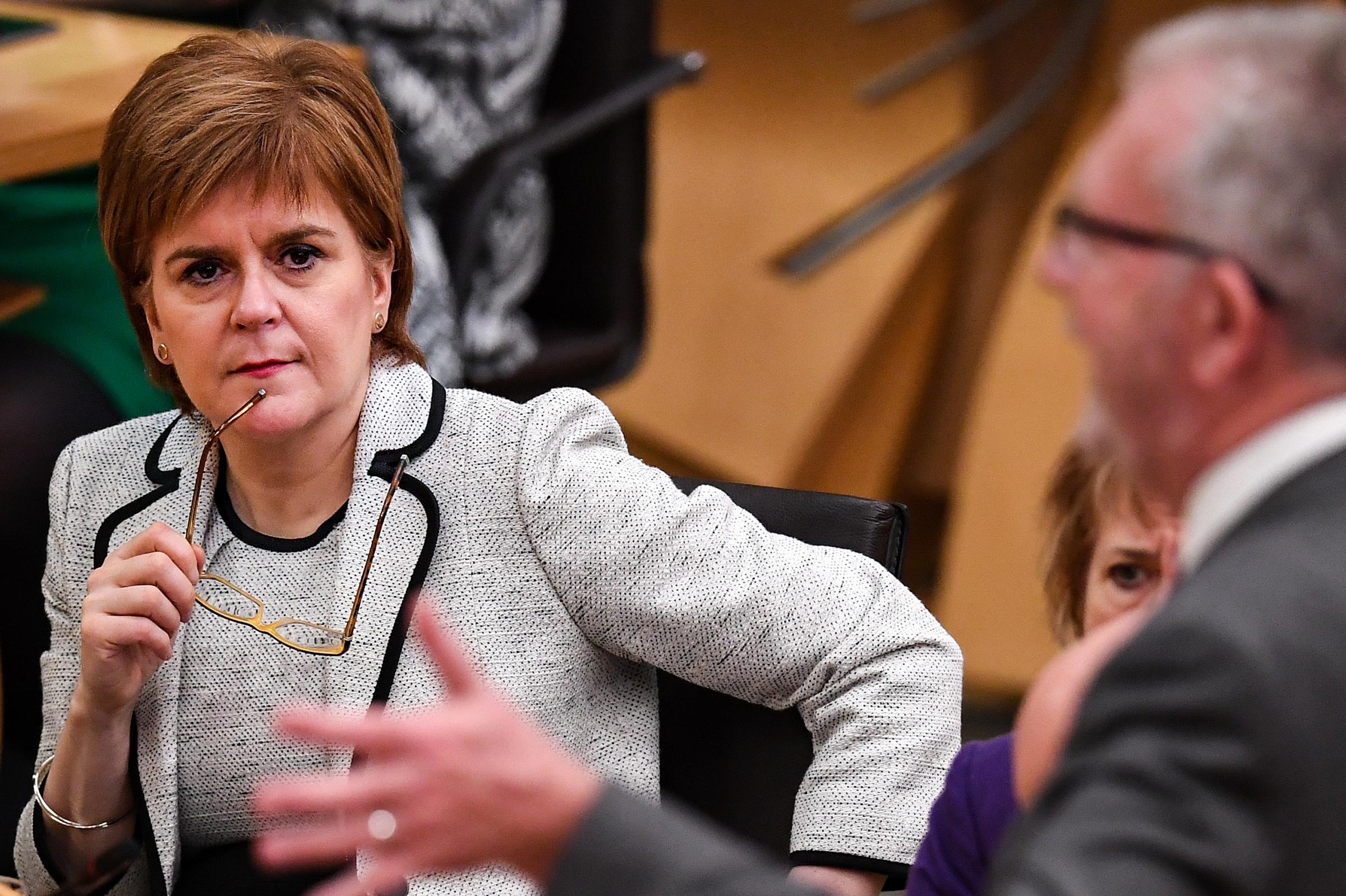 Letters: Brexit omnishambles means the ball is now in Sturgeon's court