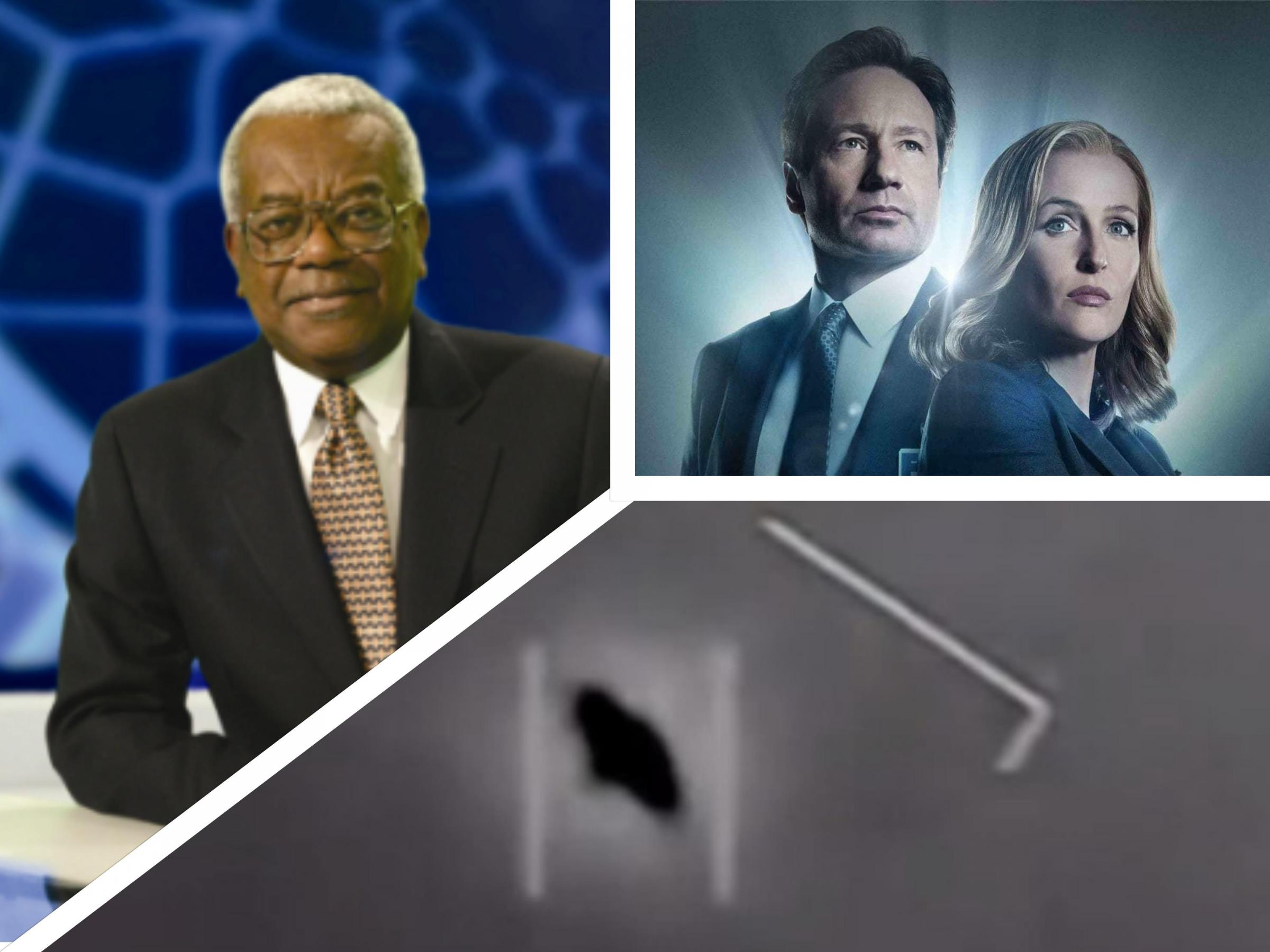 Perhaps Sir Trevor McDonald was simply overcome with X-Files fever like the rest of the nation in 1994 when he stated that UFOs were a reality. But has the Pentagon now proven him right? Science and technology with Bill Bain