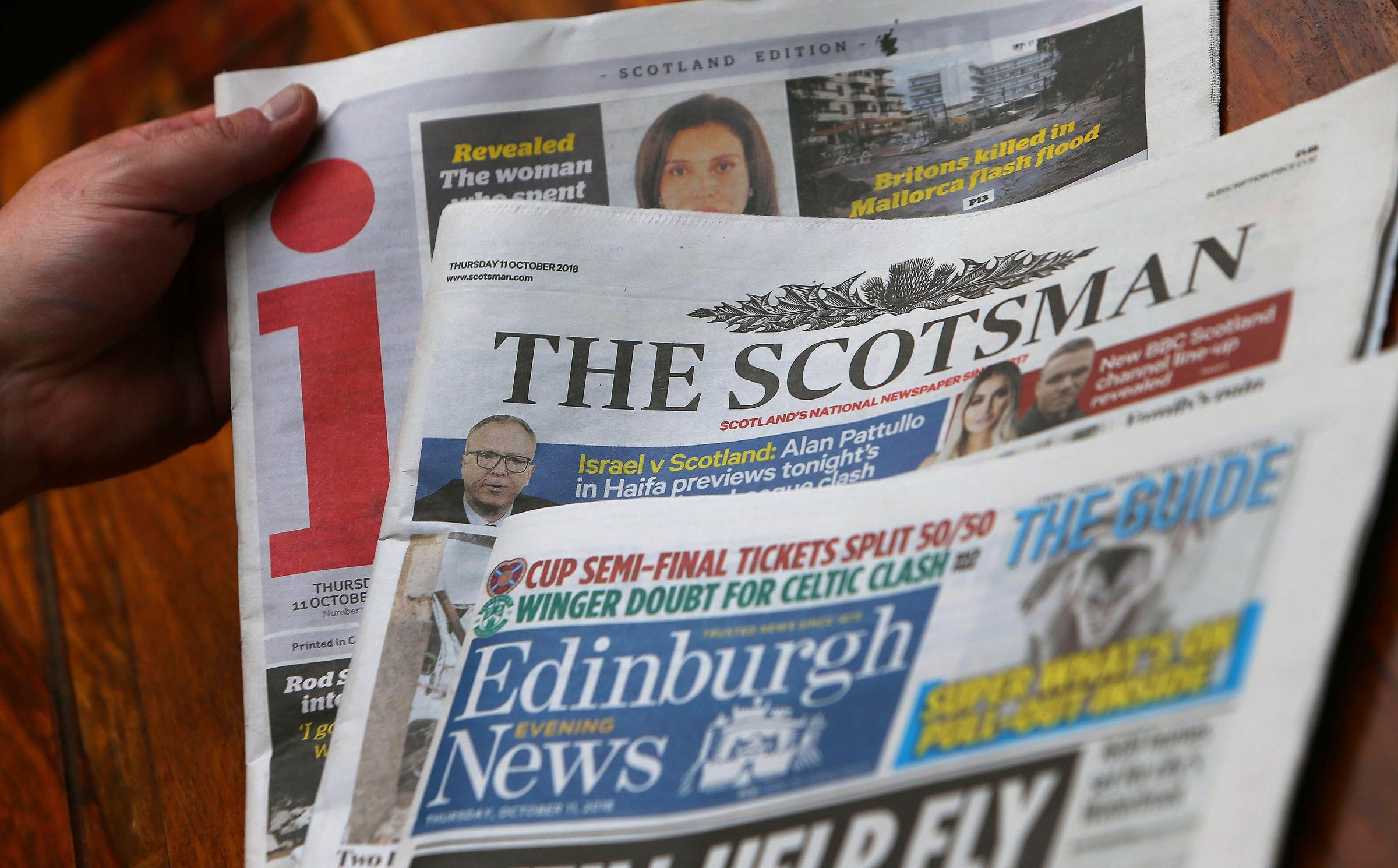 Marianne Taylor: Why it's so wrong to rejoice at the demise of newspapers