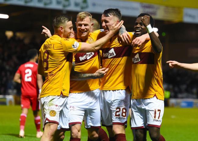 522e57211f Motherwell 3, Aberdeen 0: Derek McInnes blasts his 'awful' team and ...