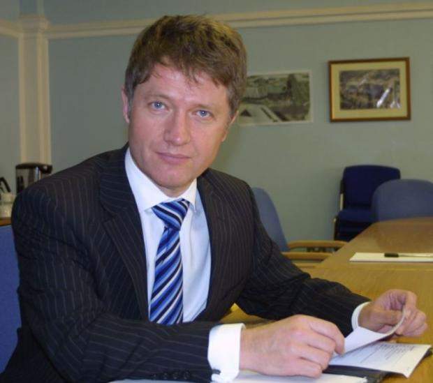 HeraldScotland: Grant Archibald will take over at NHS Tayside