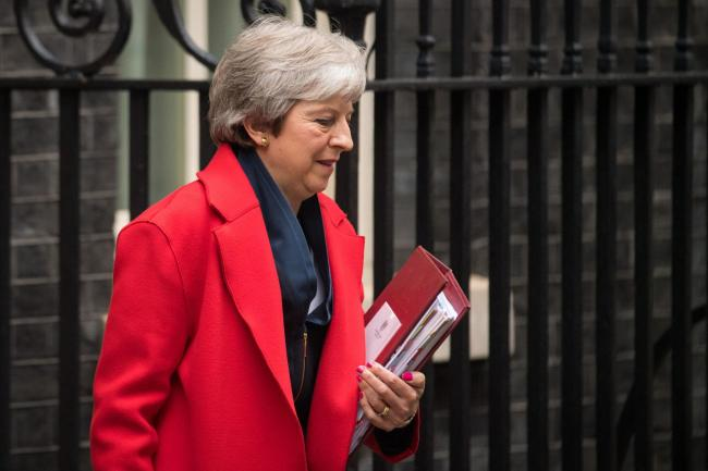 Theresa May Eu Boats Would Be Denied Access To Uk Waters After 2020