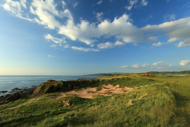 HeraldScotland: King Robert the Bruce Trump Turnberry