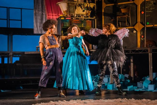 Review: Wendy and Peter Pan, Lyceum, Edinburgh, Five stars