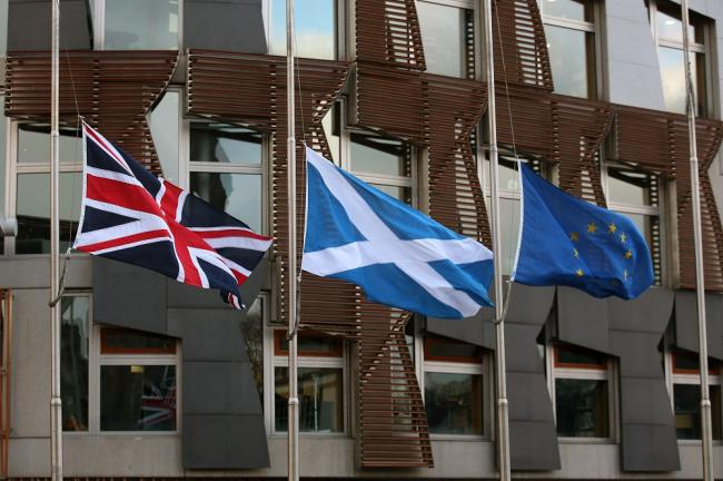 Scottish Parliament calls for UK Government to scrap fee for EU citizens to secure their settled status after Brexit
