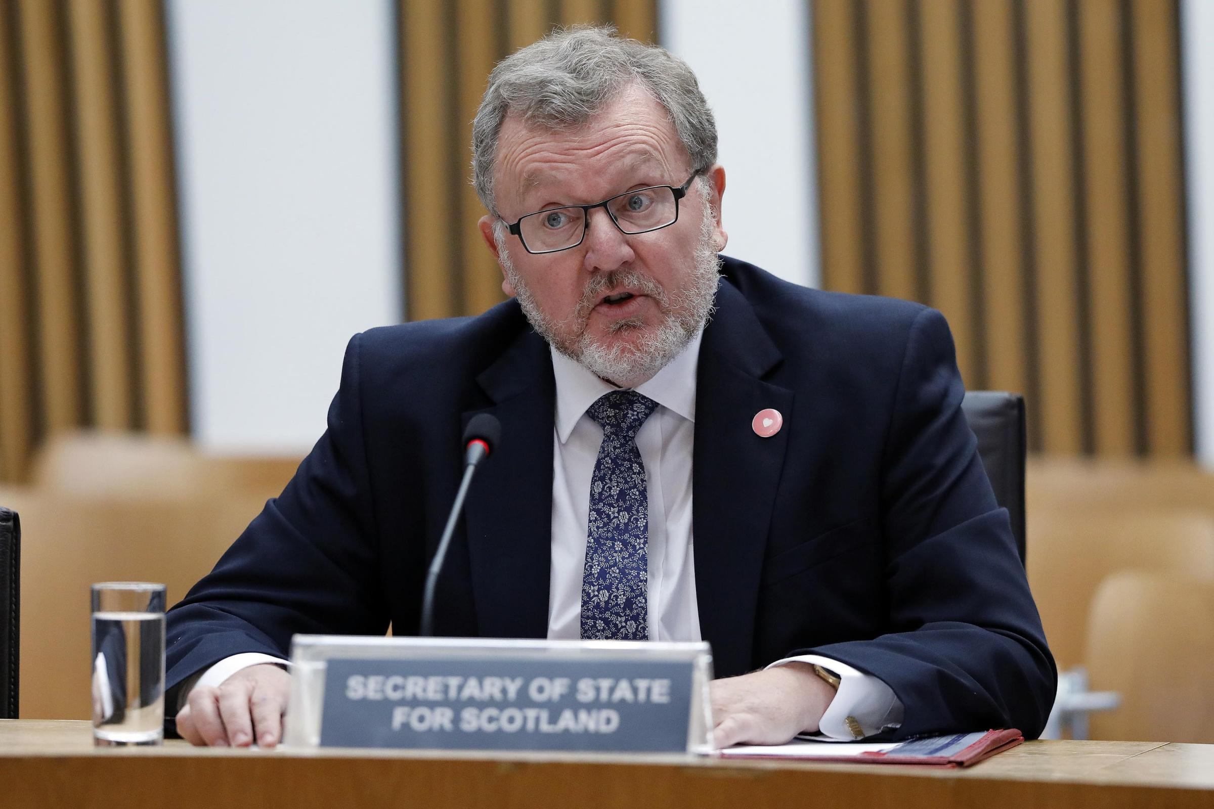 Getting closer? Mundell: business would welcome combined UK-Scotland approach on trade missions