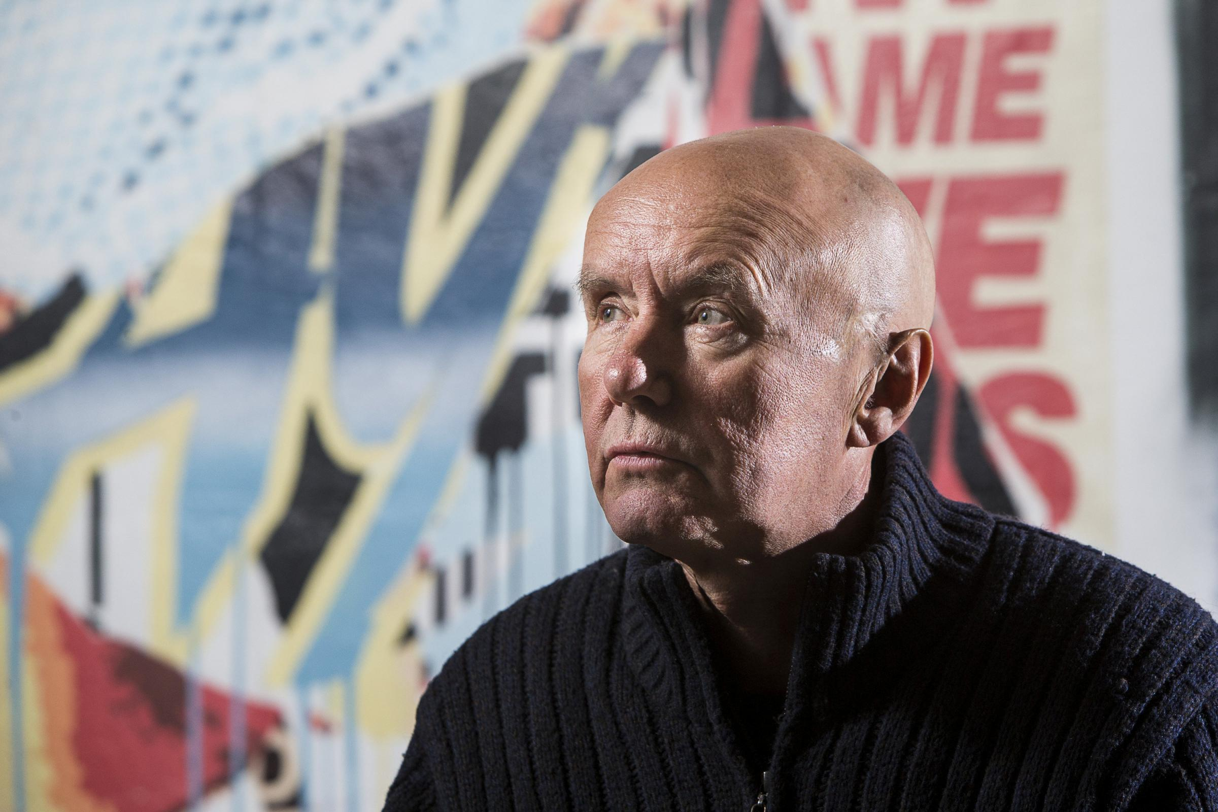 Trainspotting author Irvine Welsh's former housing estate to get its own book festival (Photo: SWNS)