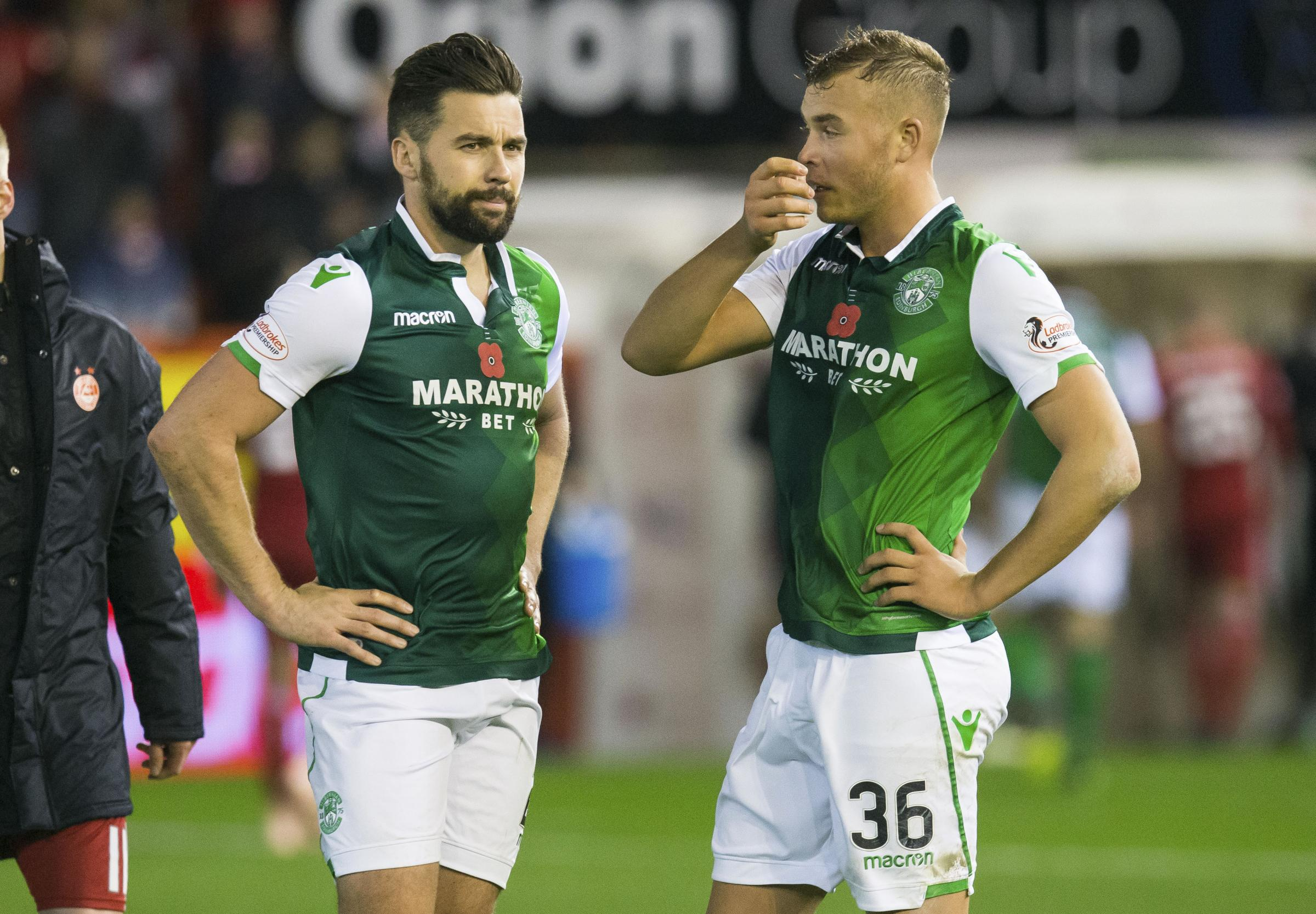 Hibernian's Ryan Porteous insists Neil Lennon hasn't 'lost the dressing room'Hibernian's Ryan Porteous insists Neil Lennon hasn't 'lost the dressing room'