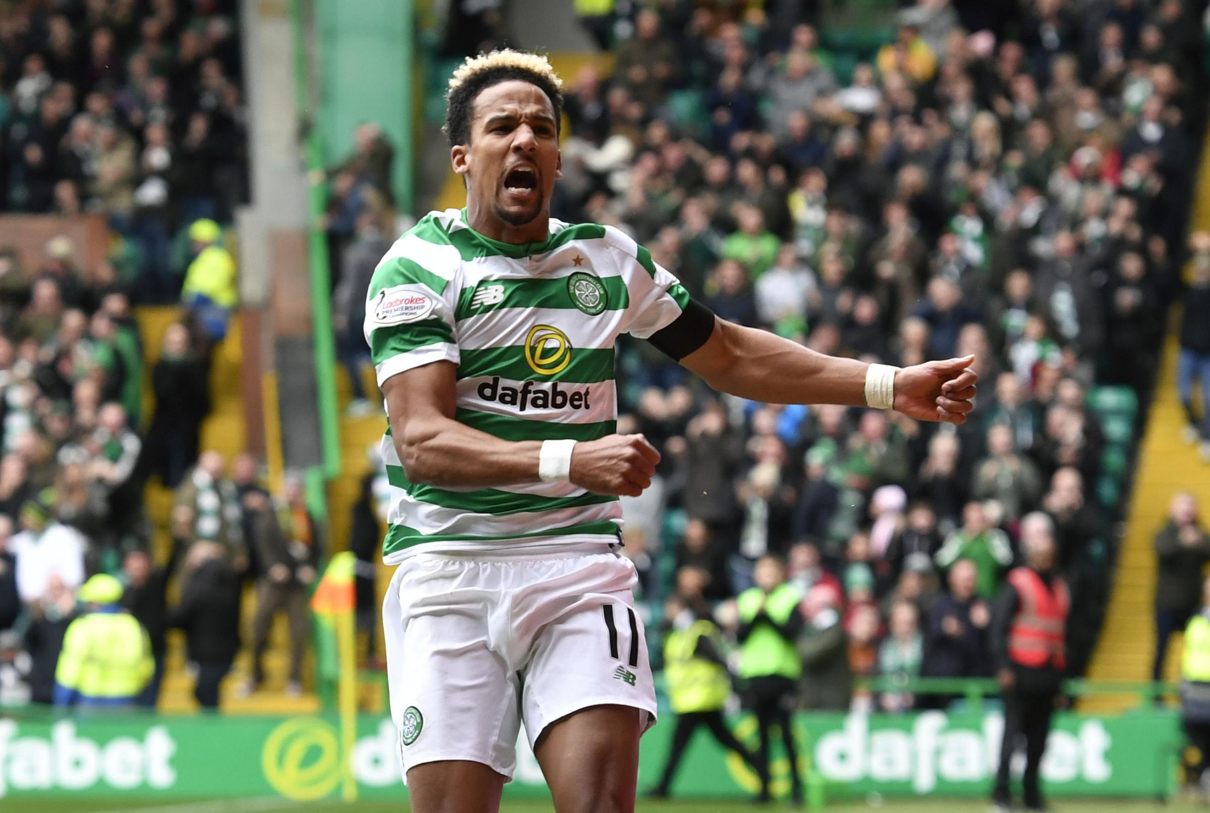 Scott Sinclair hit out at 'ignorance' of fan who racially abused him (Photo: SNS Group)