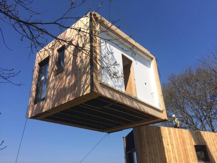 Modular building specialist Carbon Dynamic goes bust