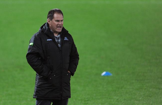 Glasgow Warriors' head coach Dave Rennie will keep his players grounded