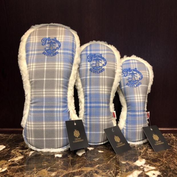 HeraldScotland: Turnberry Club Head Cover Set