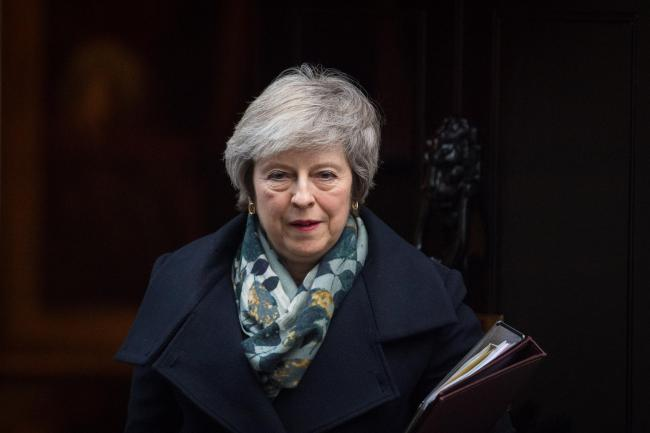 Theresa May to make Brexit debate speech in last-ditch bid to rally MPs