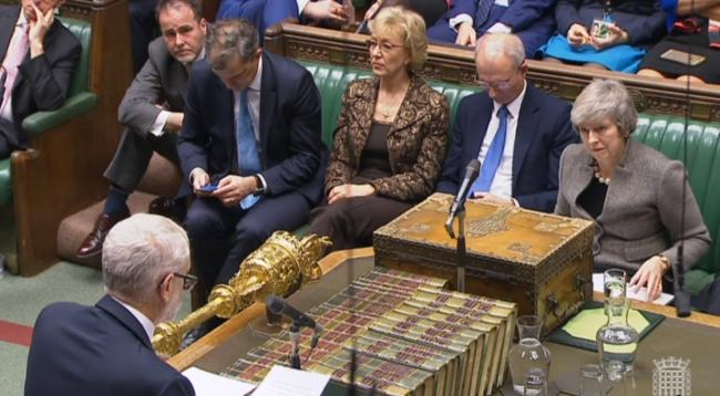 Picture: House of Commons/PA Wire.
