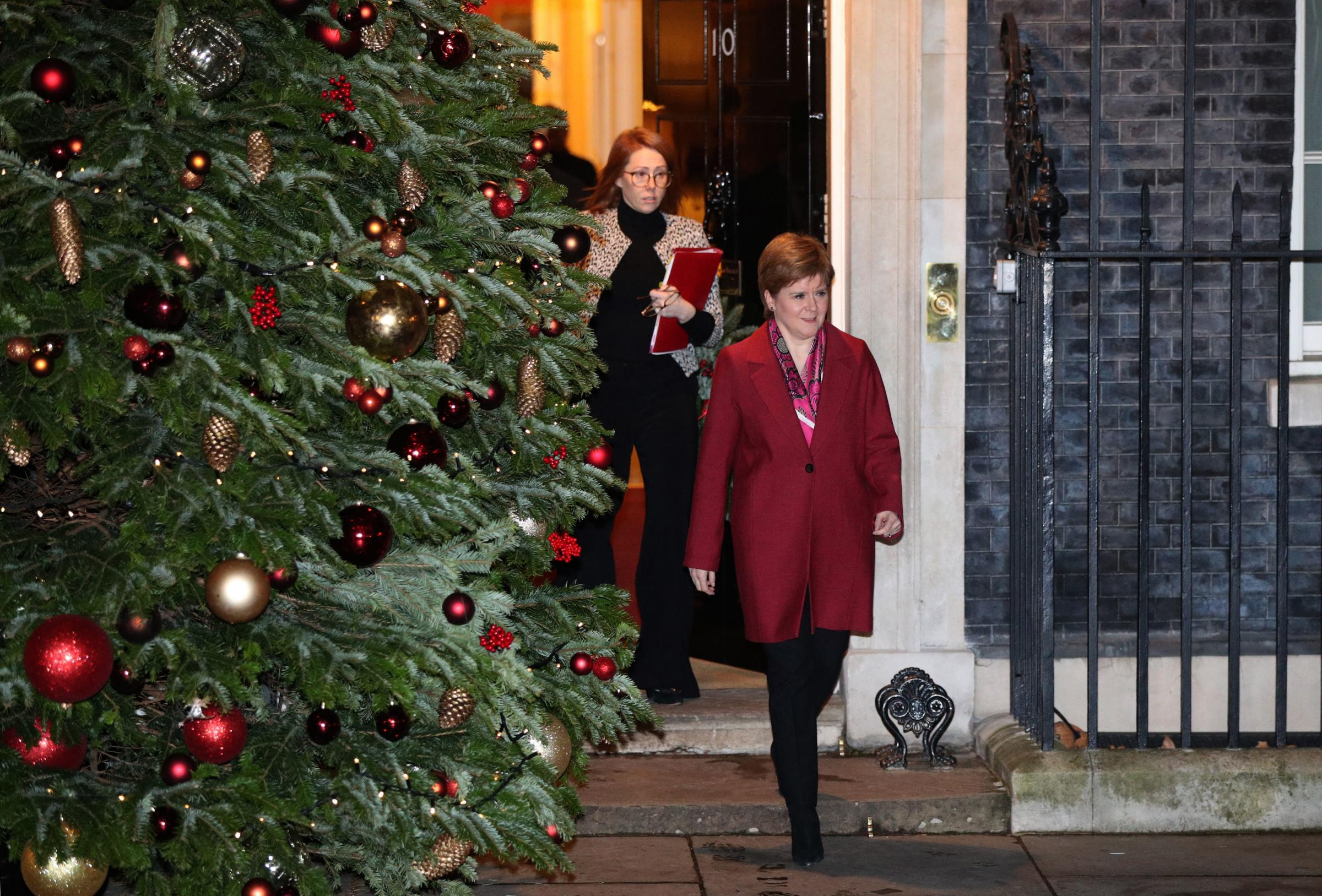 Nicola Sturgeon tells UK Government 'to start acting in the interests of the people it serves'
