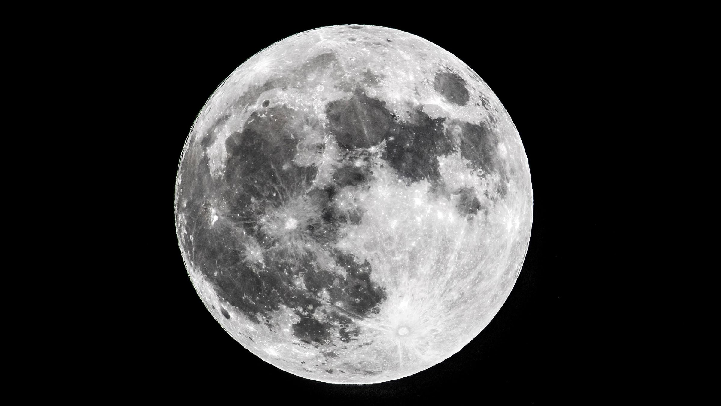 Astronomers prepare for December's Cold Moon