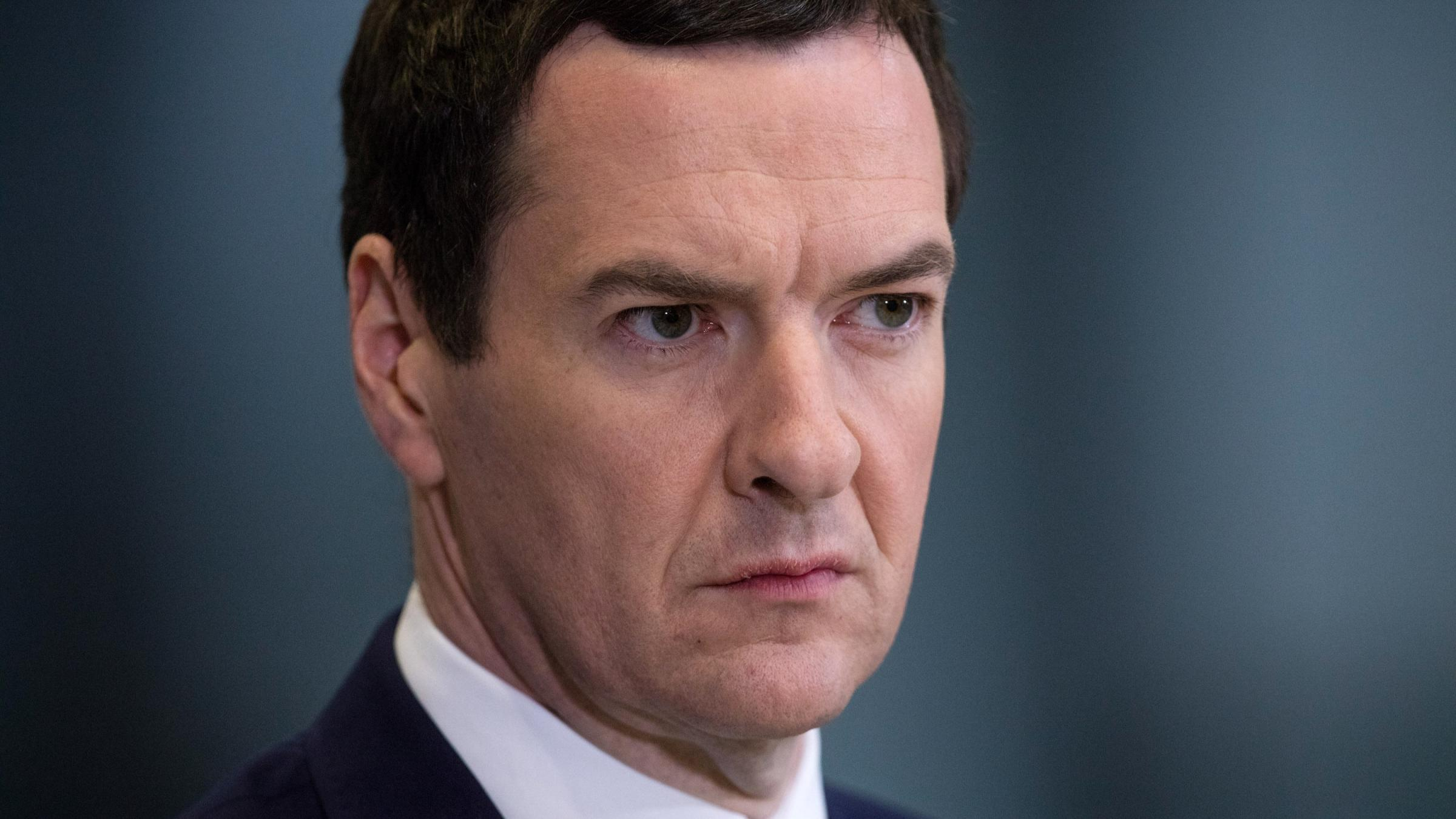 Change direction on Brexit or risk losing power, Osborne warns Tories