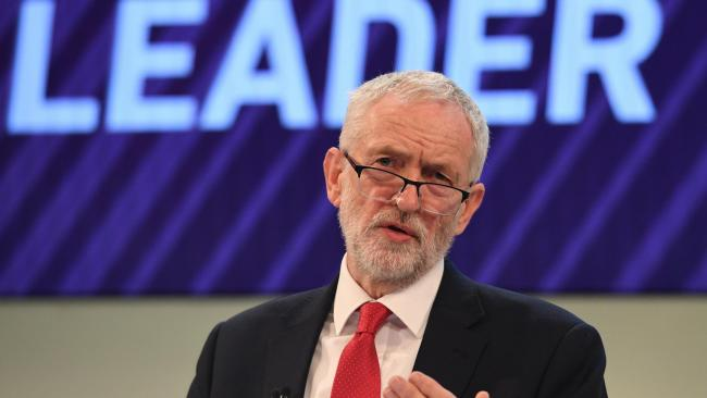 Jeremy Corbyn challenged over Brexit support