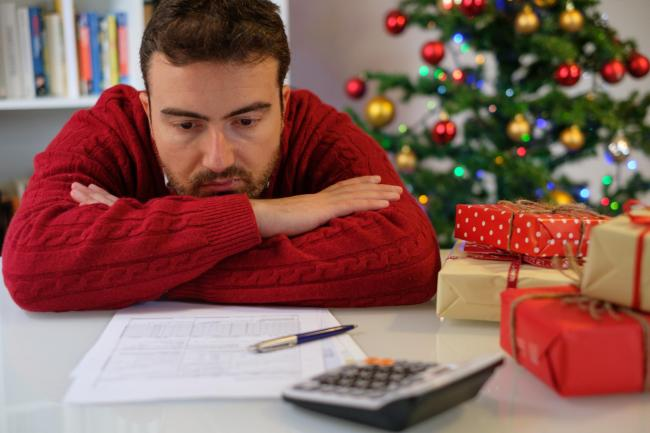Take action now to avoid festive debts escalating