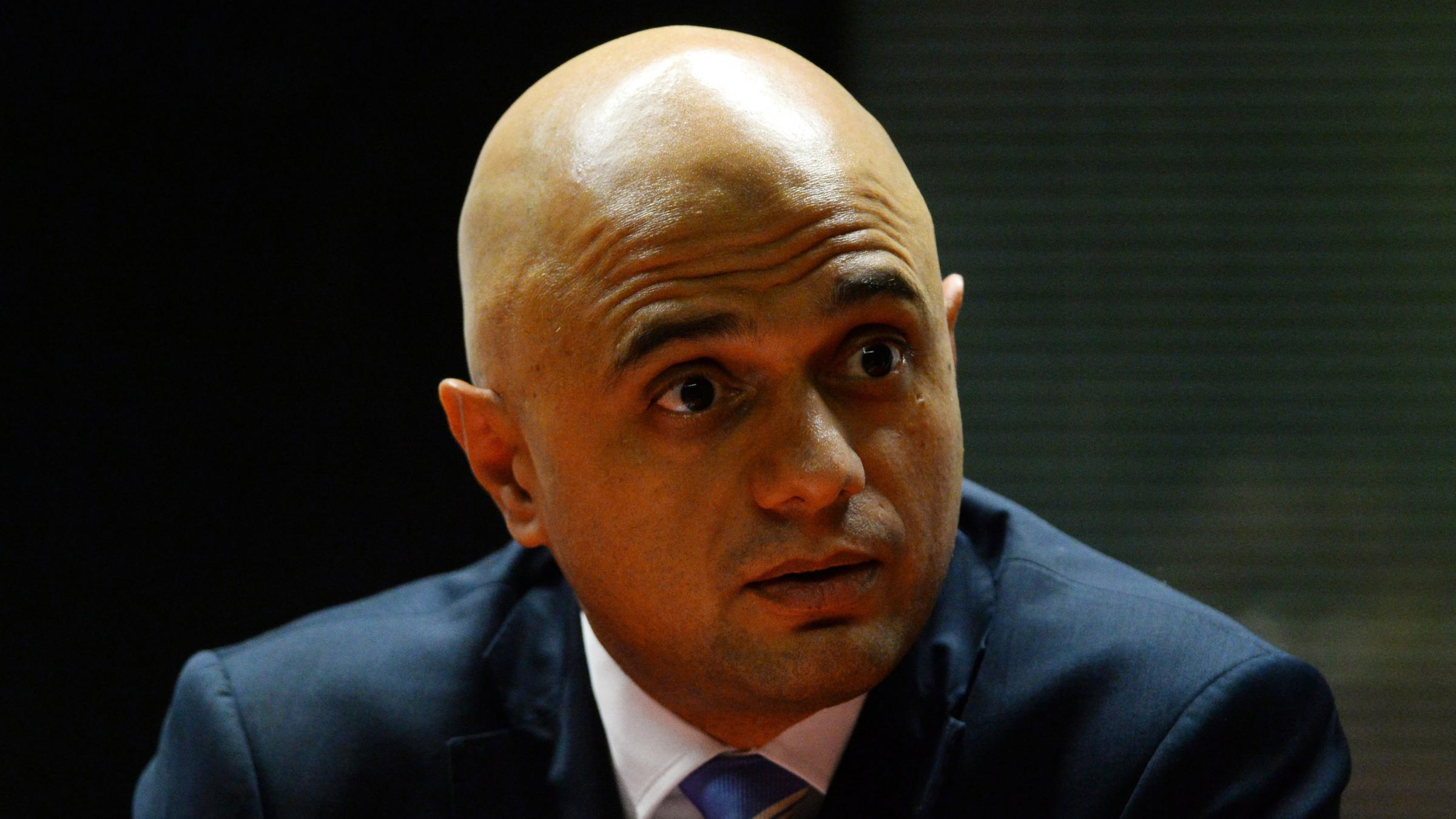 Sajid Javid told to 'get a grip' on English Channel migrant crisis