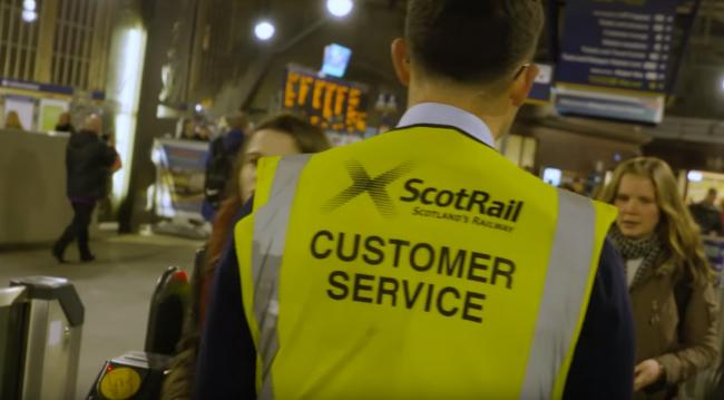 ScotRail hails punctuality despite hundreds of winter timetable service cancellations