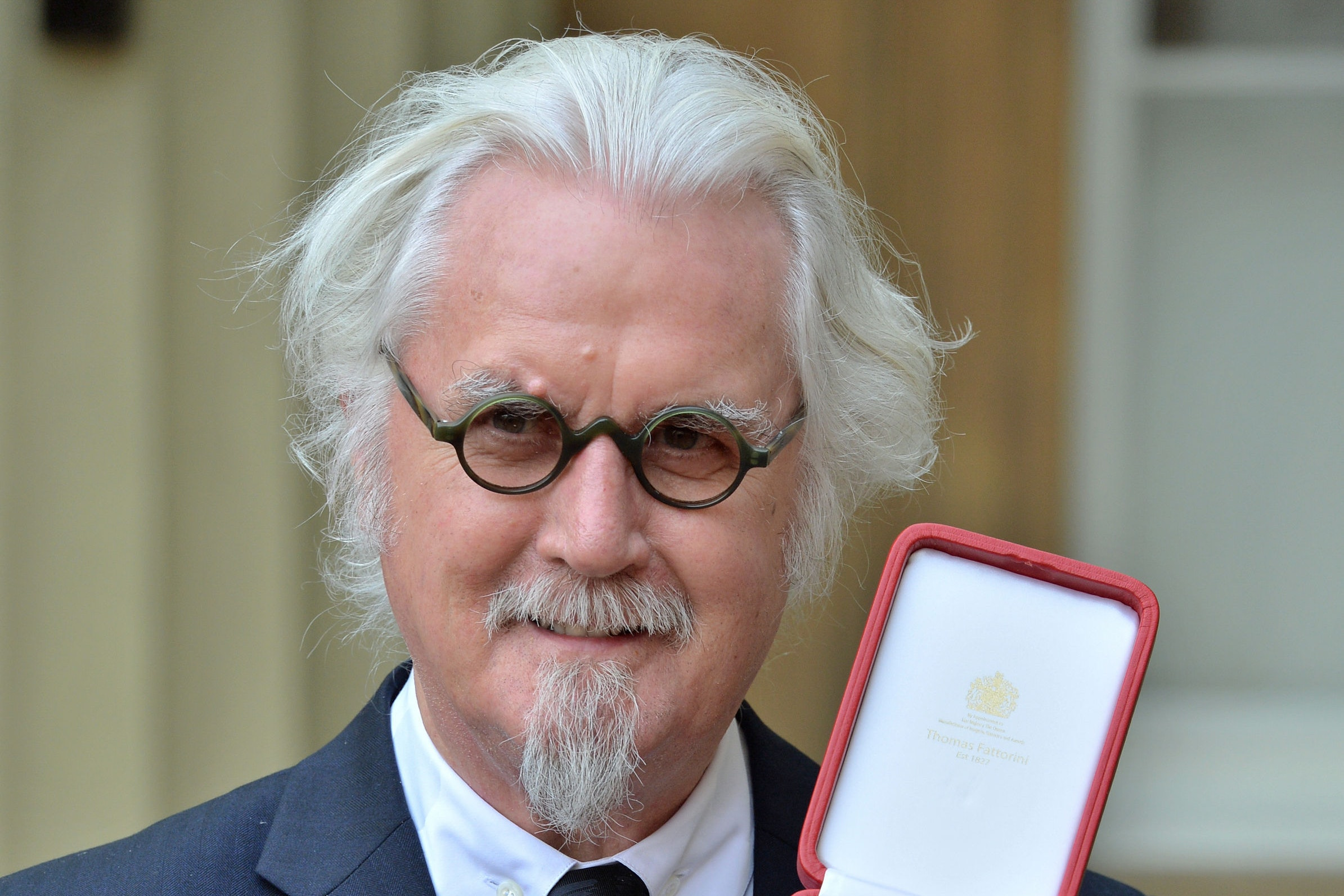 Billy Connolly 'may do another gig' but admits he is 'not ready' yet