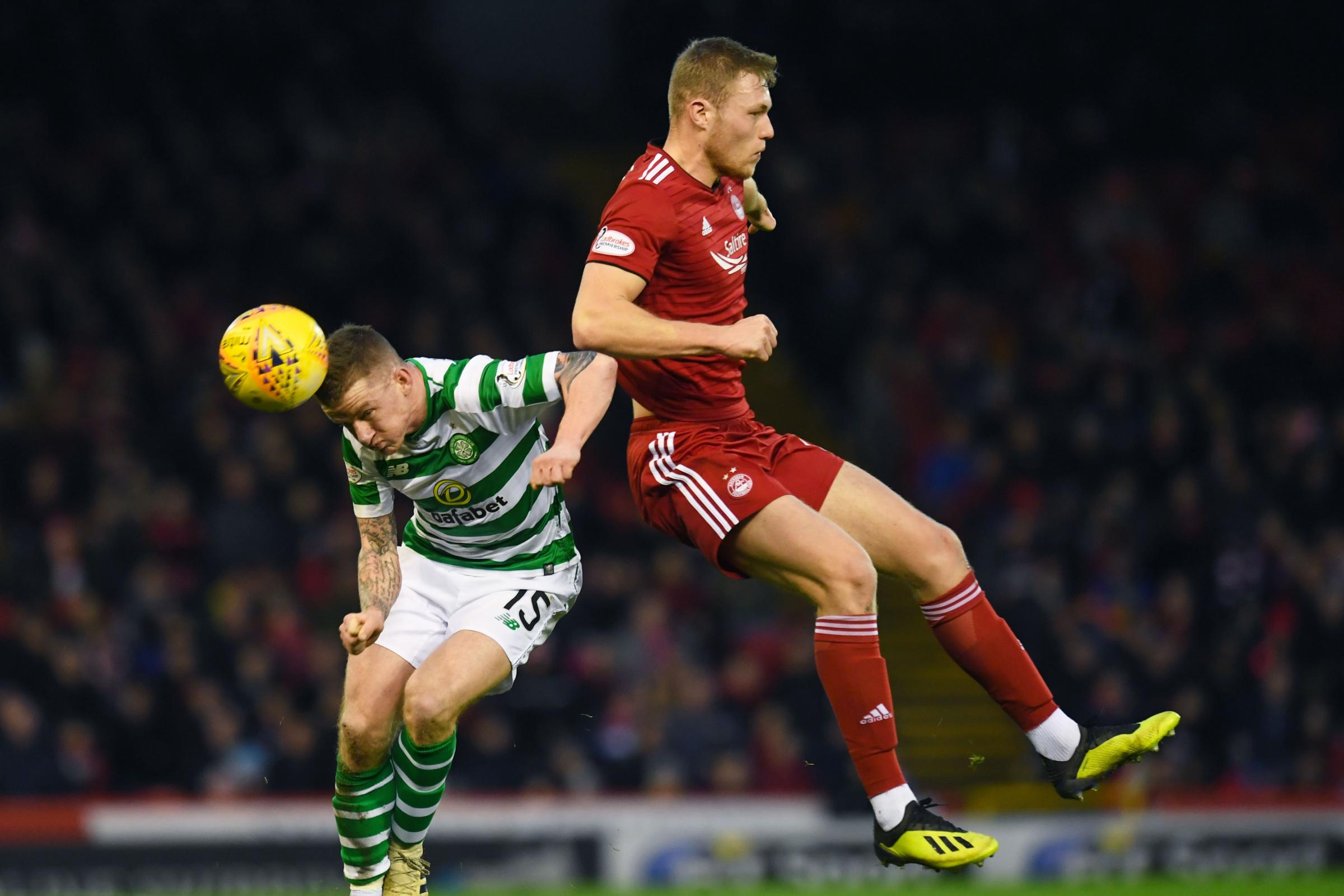 Sam Cosgove on Aberdeen, Duncan Ferguson, tough life lessons in non-league football and, erm accounting
