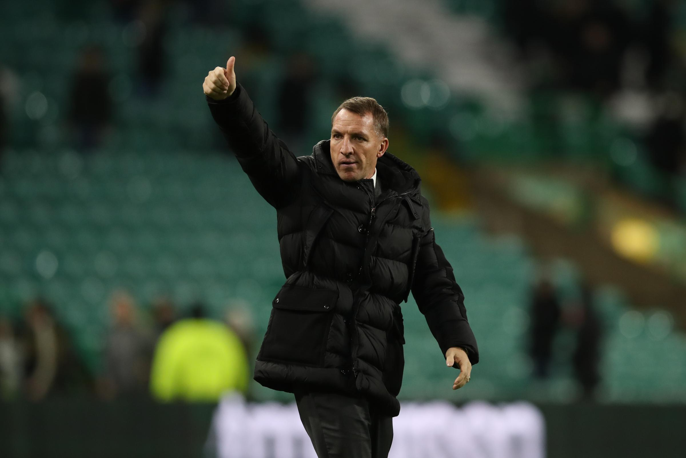 Brendan Rodgers says that the club will not make any expensive signings this month PHOTO: GETTY
